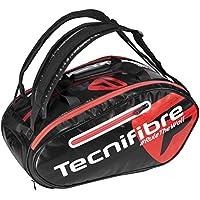 Tecnifibre - Padel Bag, Color Rojo,Negro