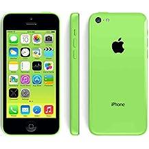 Apple iPhone 5C Verde 8GB Smartphone Libre (Reacondicionado Certificado)