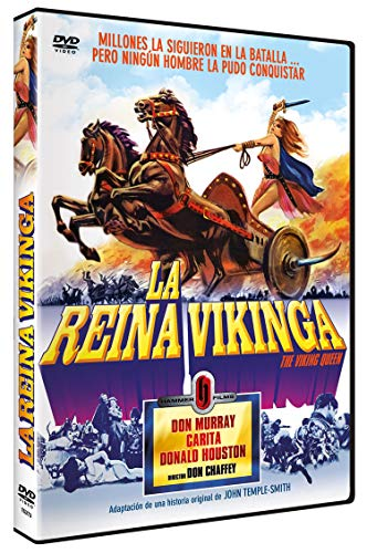 La Reina Vikinga DVD 1967 The Viking Queen