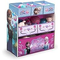 Delta Children Disney Minnie Mouse Organizador de Juguetes multipapelera