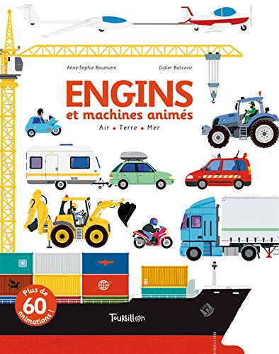 Engins et machines animés