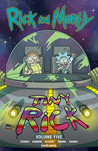 Rick and Morty Vol. 5 por Kyle Starks