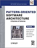 Pattern-Oriented Software Architecture, Vol. 1: A System of Patterns