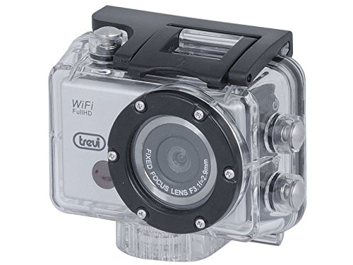 Trevi go 2000 wifi 8mp full hd cmos 68g action sports camera - action sports cameras (full hd, 1920 x 1080 pixels, avi, 1080p, 16:9, lcd)