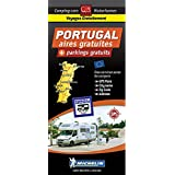 Portugal Map - Free Motorhome Stopovers