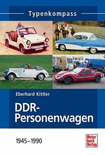 DDR-Personenwagen: 1945-1990