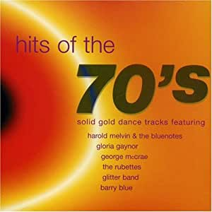 Hits of the 70's - Solid Gold Dance Tracks