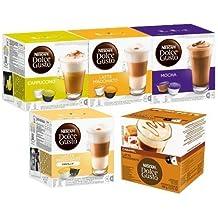 Nescafe Dolce Gusto Sweet Dreams Set, 40 Cápsulas 20 porciones