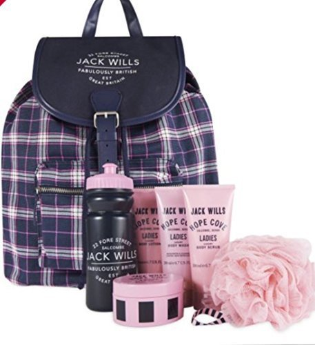Jack Wills Weekend Essentials Backpack by Jack Wills for sale  Delivered anywhere in UK