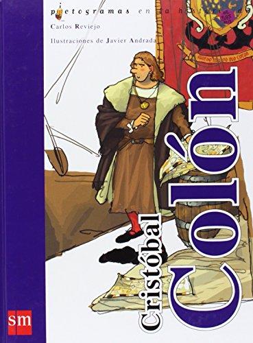 Cristobal Colón (Pictogramas) por Carlos Reviejo