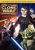 Star Wars: The Clone Wars - A Galaxy Divided [DVD]