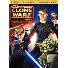 Star Wars: The Clone Wars, Vol. 1: A Galaxy Divided
