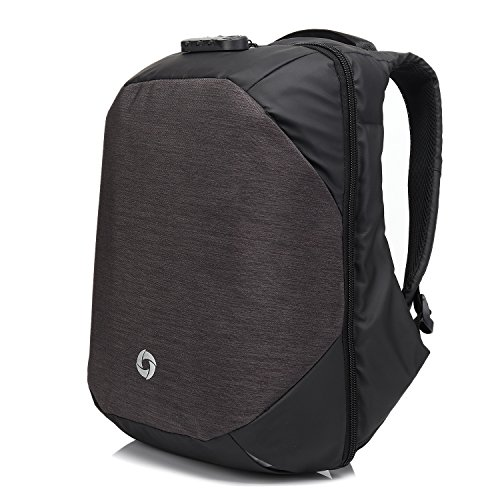 Business Laptops Backpack up to 15.6 Inch Mupack Multipurpose Notebook Travel Stylish Backpacks College Daypack for Women Men