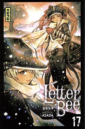 Letter Bee Vol.17 par ASADA Hiroyuki