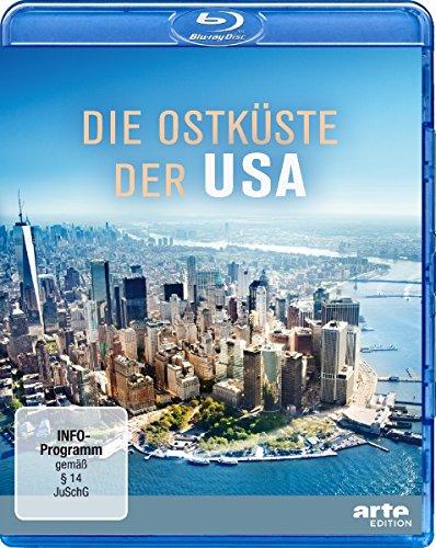 Die Ostküste der USA [Blu-ray] (Dvd-inhaber Reisen)