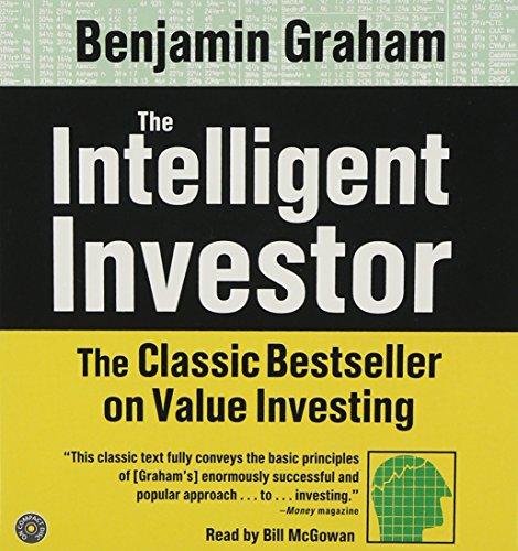 Buchseite und Rezensionen zu 'The Intelligent Investor CD: The Classic Text on Value Investing' von Benjamin Graham
