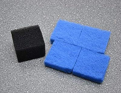 Nano Aquarium XCUBE Ersatzfilter Filterschwämme