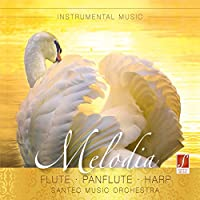 Melodia - Reflective Pan Pipe and Harp Melodies