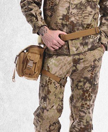 gamba impermeabile all'aperto/Tasche multifunzione/Maschile casual borsa della gamba/All aperto Equitazione pacchetti-B E
