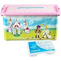 Preisvergleich für PLAYMOBIL 064662 - Aufbewahrungsbox XL Prinzessinnen