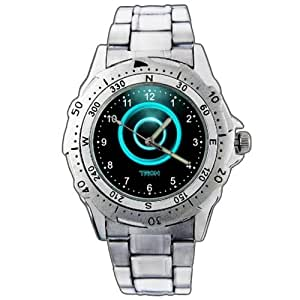Montres bracelet Stainess Steel WE61 Tron Legacy Stainless Steel Wrist Watch