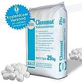 Claramat Siedesalztabletten / Regeneriersalz / Salztabletten 25kg Sack