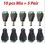MALAYAS 5.5x2.1mm DC Power Connector...