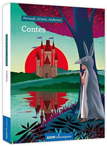 contes, perrault, grimm, andersen (coll. classiques)