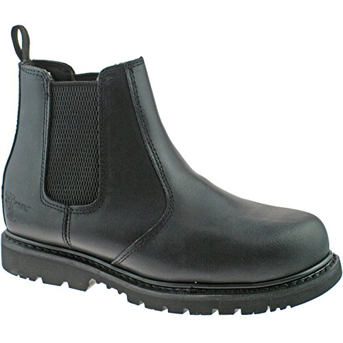 Nero Schuhe Chelsea Grafters Nero Herren URPxIw