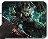 Rengar Classic Skin Mousepad LOL - League of Legends Alfombrilla de Ratón
