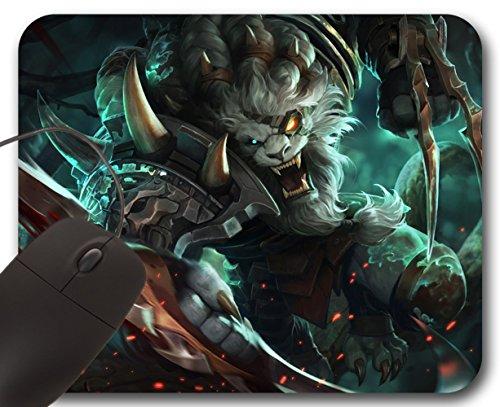 Rengar Classic Skin Mousepad LOL - League of Legends Alfombrilla de Ratón