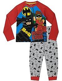 Lego Batman - Pijama para Niños - Batman y Robin