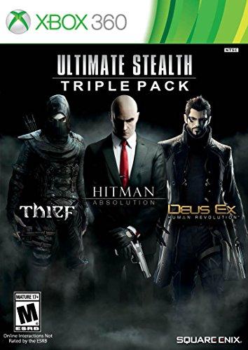 Ultimate Stealth Triple Pk (Hitman Absolution/Deus