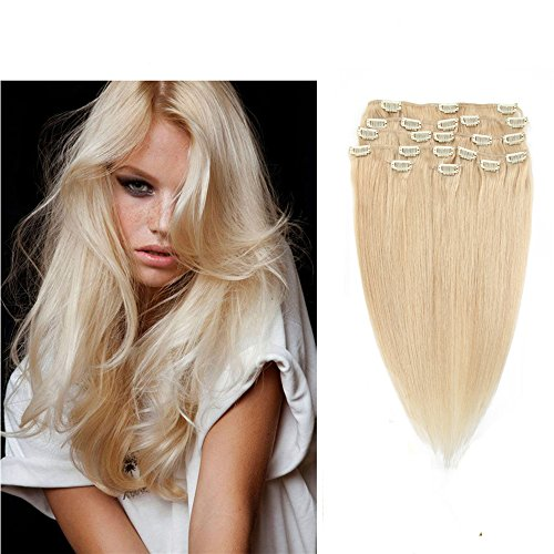 clip-in-100-real-remy-human-hair-extensions-silky-straight-full-head-7-pieces-16-70g60-platinum-blon
