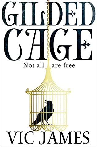 book cover of Gilded Cage
