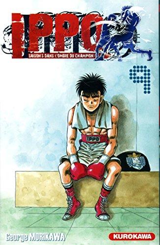 Ippo - saison 5, Dans l'ombre du champion - tome 09 (9) par George MORIKAWA