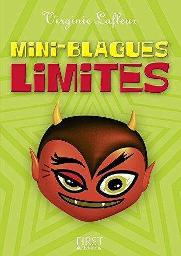 Petit livre de - Mini blagues limites (LE PETIT LIVRE) par Virginie LAFLEUR