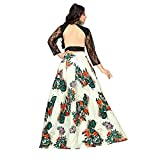 Nena Fashion Girl's Satin Crop Top (Multi-Coloured_Free Size)