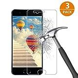 Protection écran Huawei P10, Bigbear [Lot de 3] Film Protection en Verre trempé pour Huawei P10, 3D Touch Compatible, Sans Bulles D'AIR -Ultra Résistant Dureté 9H Glass Screen Protector