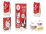 popcornloop - Das Original Popcornmaschine XXL MEGA Paket Sparpreis! (XXL Spar Set)