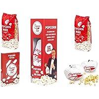 Popcornloop Original Popcornmaschine XXL MEGA Paket Sparpreis! (XXL Set)