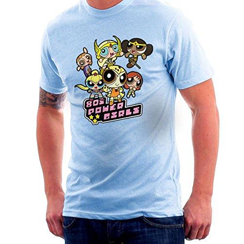eighties-power-girls-powerpuff-mens-t-shirt