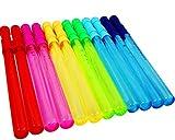 German Trendseller - 6 x Seifenblasen Schwerter ┃ Party Seifenblasen für Kinder ┃ Mitgebsel ┃ Kindergeburtstag ┃ 6 Stück