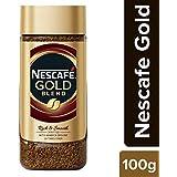 NESCAFÉ Gold Rich and Smooth Coffee Powder, 100g Glass Jar