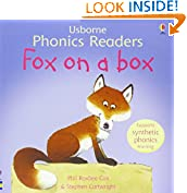 #6: Fox on a Box (Usborne Phonics Readers)