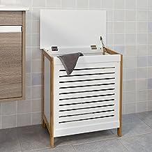 panier linge. Black Bedroom Furniture Sets. Home Design Ideas