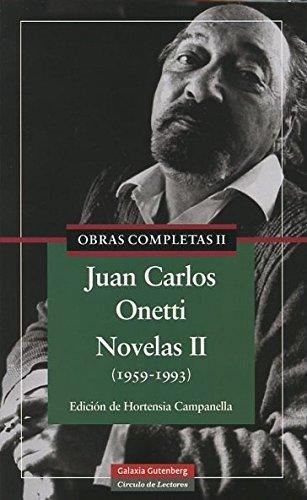 Novelas II (1959-1993): Obras completas. Vol.II: 2