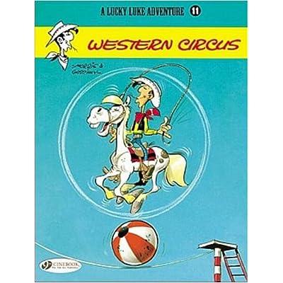 Lucky Luke - tome 11 Western circus (11)