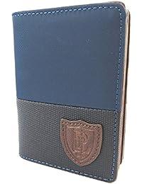 """Eden Park [N9766] - Portefeuille porte-monnaie """"Eden Park"""" bleu noir - 11x8x2 cm"""