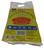 #4: JK Disposable Garbage Bags - 19x21 inch/48x53cm, 30 Numbers  Pack